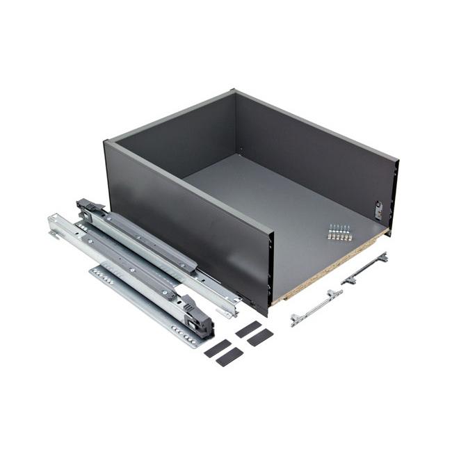 Blum Pre Assembled Legrabox C Height 450mm Orion Grey