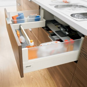 Intivo Sink Drawers