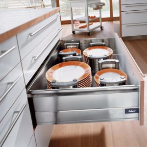Tandembox D-Height Pan Drawers