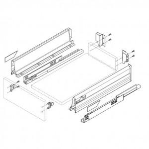 Tandembox K-Height Drawers