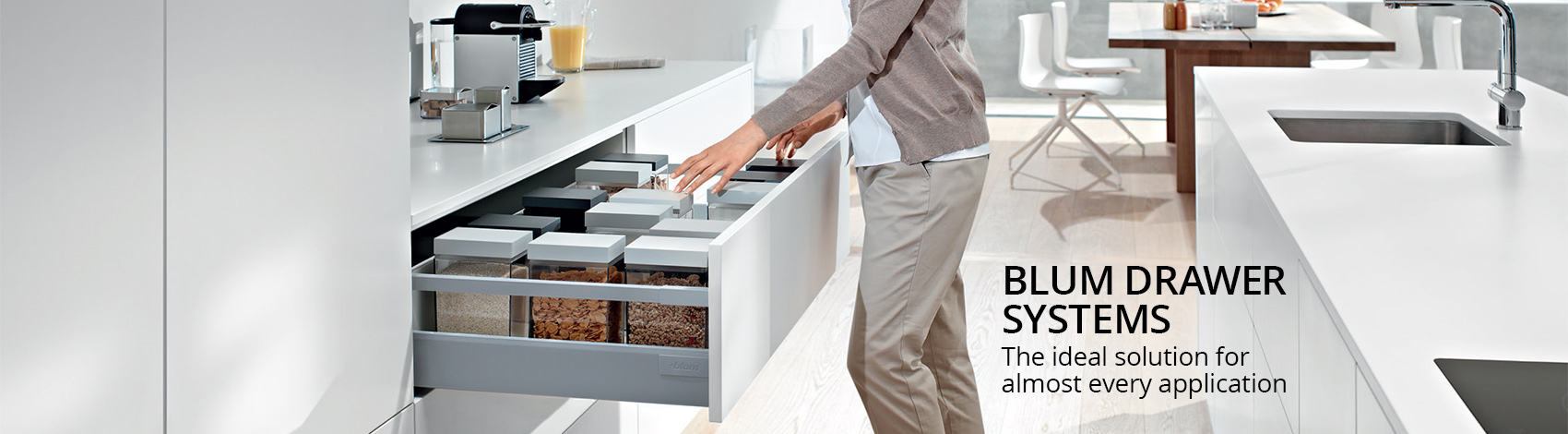Blum Drawer Systems