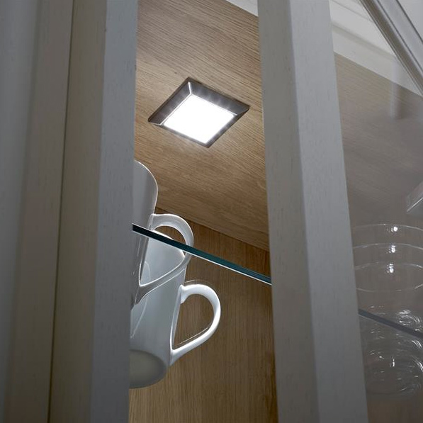 Ora HD LED Square Surface Light