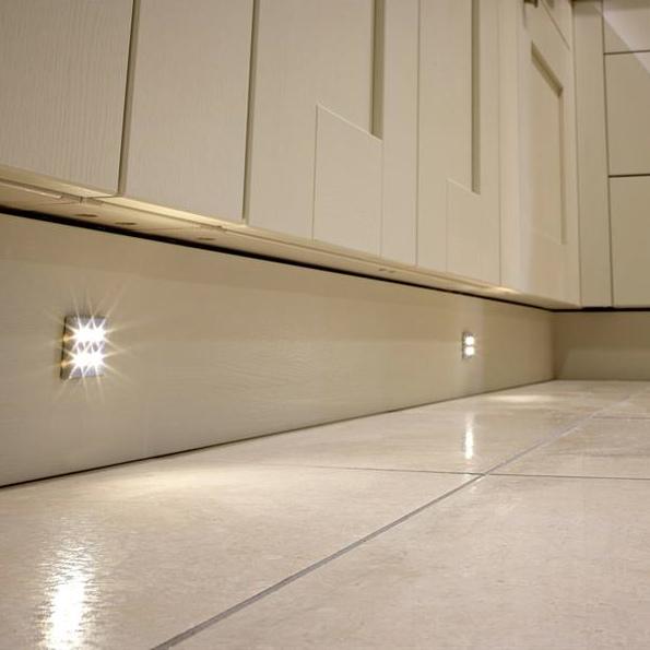 fyra led plinth lights kitchen fittings online. Black Bedroom Furniture Sets. Home Design Ideas
