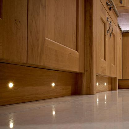 puro led plinth lights warm white kitchen fittings online. Black Bedroom Furniture Sets. Home Design Ideas