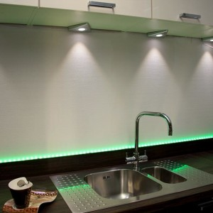 RGB Colour Changing LED Strip Lighting