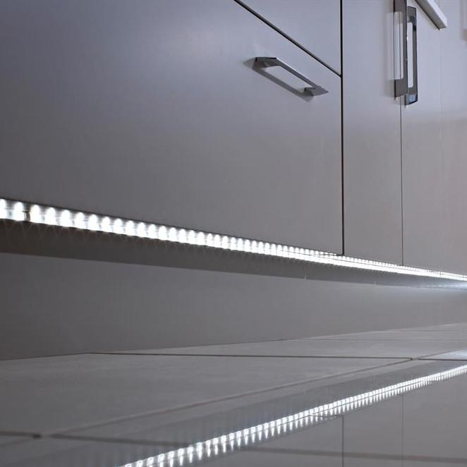 Vega hd led strip lighting cool white kitchen fittings online se90311hdcw vega hd led strip lighting cool white 1000mm aloadofball Images