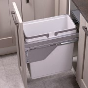 Ace Pull out waste bin to suit 300mm cabinet 1 x 36L